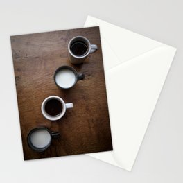 coffee and milk II. Stationery Cards