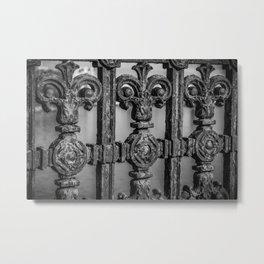 Longfellow Bridge, Boston, Massachusetts Metal Print