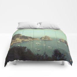 Amalfi coast, Italy 2 Comforters