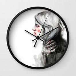 I need protection Wall Clock
