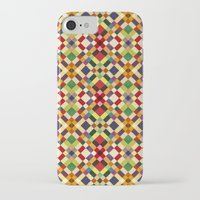 pixel iPhone & iPod Cases featuring Pixel by Goncalo Viana