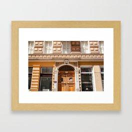 Innere Stadt - Vienna, Austria - #29 Framed Art Print
