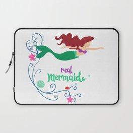 Real mermaid Laptop Sleeve