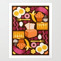 The Most Important Meal Art Print