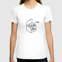 internet T-shirts featuring The Internet by Saskdraws
