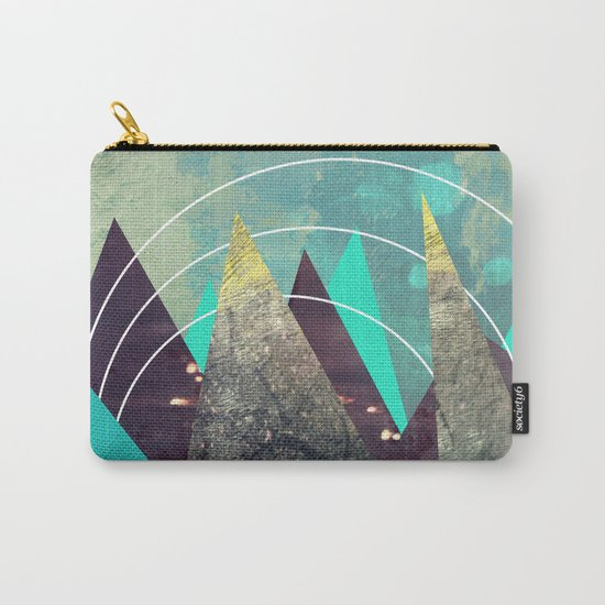 Blue mountains Carry-All Pouch