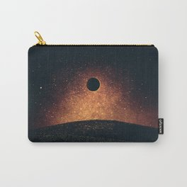 Moon Eclipse Carry-All Pouch
