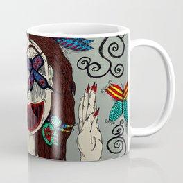 Madam Butterfly Coffee Mug