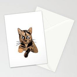 Cocoa Stationery Cards