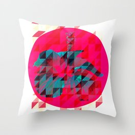 All Purpose Flour Throw Pillow