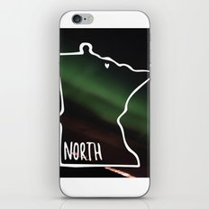 We are North 2 iPhone & iPod Skin