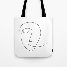 Different Smile Tote Bag