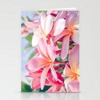 aloha Stationery Cards featuring Aloha by Sharon Mau