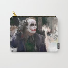 The Party Crasher (the joker) Carry-All Pouch