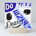 Do Not Enter, Dear by dgibbey