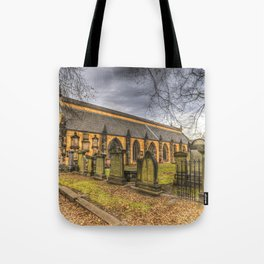 Greyfriars Kirk Edinburgh Tote Bag