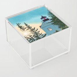 Shine the Light Acrylic Box