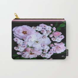 Pink Fairy Roses Fantasy Garden  Carry-All Pouch