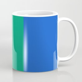 Flag of the planet Mars - Diff TEE version Coffee Mug