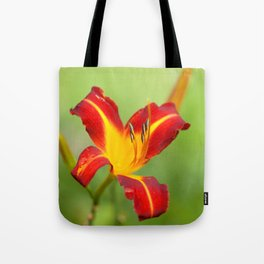 Opens With Life Tote Bag
