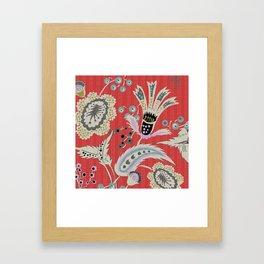 Karan Framed Art Print