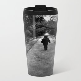 Narrow Road Metal Travel Mug