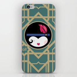 Cabaret iPhone Skin