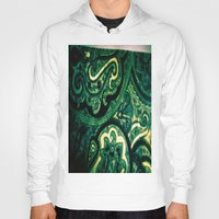 paisley Hoodies featuring Paisley by Kim Ramage
