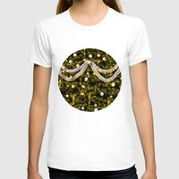 christmas tree T-shirts featuring Christmas Tree by Pati Designs