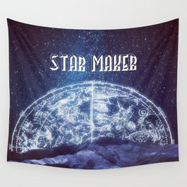 Starmaker 3 Wall Tapestry