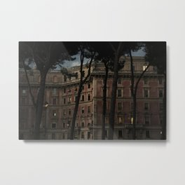 Hotels Tend to Lead People to Do Things They Wouldn't Necessarily do at Home Metal Print