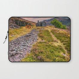 Quarry Sunset Snowdonia Laptop Sleeve
