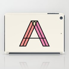 Letters – A iPad Case