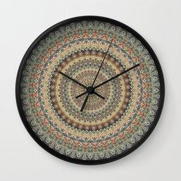 Mandala 577 Wall Clock