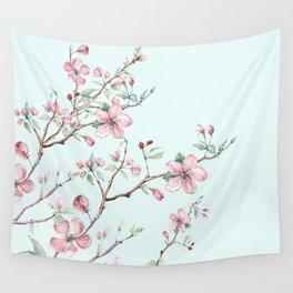Apple Blossom #society6 #buyart Wall Tapestry
