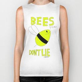 Bees Don't Lie - Jupiter Ascending Biker Tank