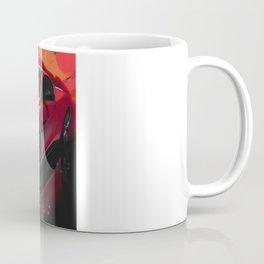 Aston Martin Vanquish S Digital Painting   Automotive   Car Coffee Mug