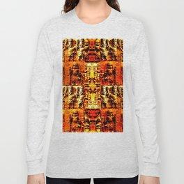Patern-212 Long Sleeve T-shirt