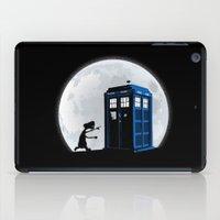 et iPad Cases featuring Doctor ET by le.duc