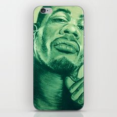 didier morville alternative green! iPhone & iPod Skin