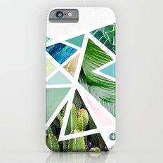 triangular nature iPhone 6s Slim Case