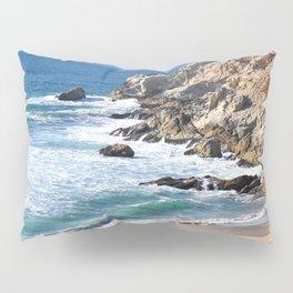 CALIFORNIA COAST - BLUE OCEAN Pillow Sham