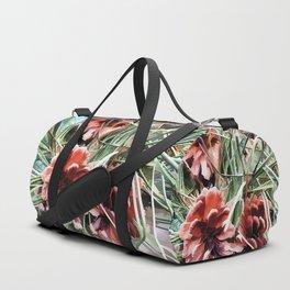Pine Cones Duffle Bag