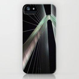 Arthur Ravenel Jr. Bridge iPhone Case