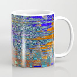 NINETY SECOND AFTER UNIVERSE SEVEN FORMED FROM THE VOID Coffee Mug