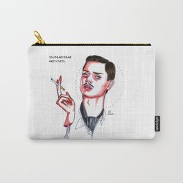 Mr. March Carry-All Pouch