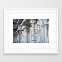 spiritual Framed Art Prints featuring Spiritual by Gunjan Marwah