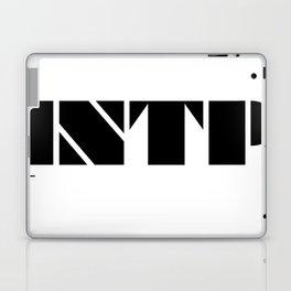 Type Type for INTP Laptop & iPad Skin