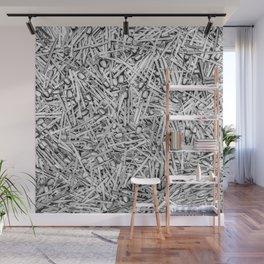 Cutlery Wall Mural