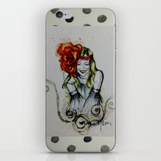 Oh So Happy iPhone & iPod Skin